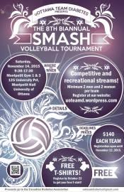 SMASH 2015 Poster
